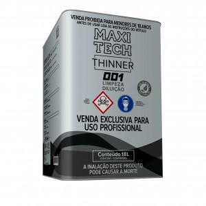 Thinner 001 - 18L