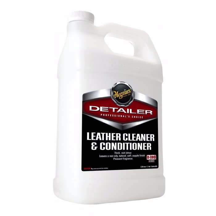 LEATHER CONDITIONING CLEANER 3.7 (D18001)
