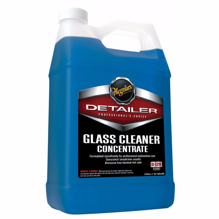 CONCENTRATED GLASS CLEANER 3.7 (D12001)