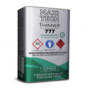 Thinner 777 Lacquer Finish - 5L