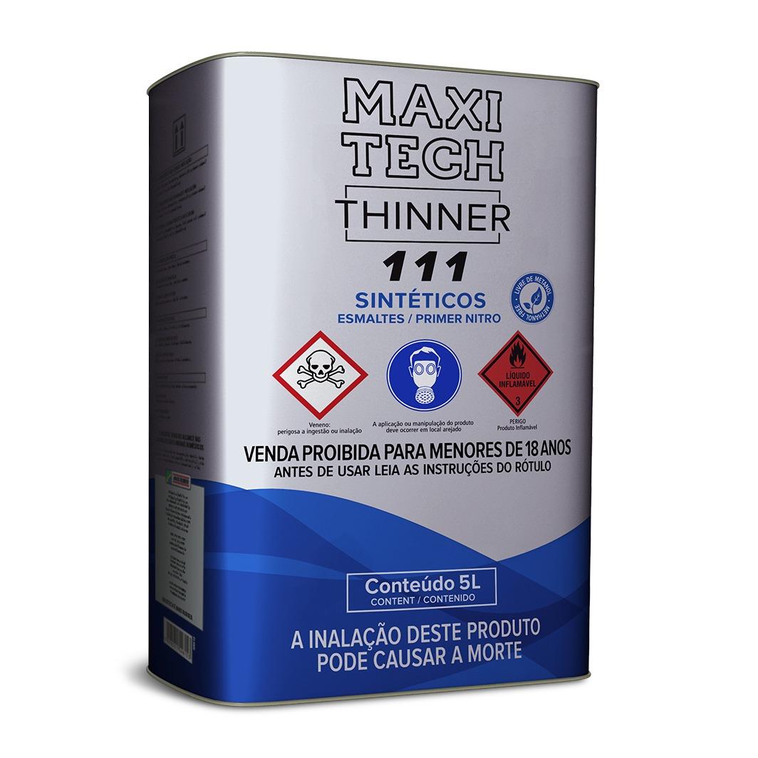 Thinner 111 Synthetic Primer Nitro - 5L