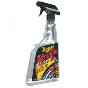 HOT GLOSS SPRAY TIRE GLOSS (G12024)