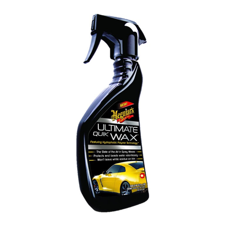ULTIMATE QUICK WAX SPRAY WAX(G17516)
