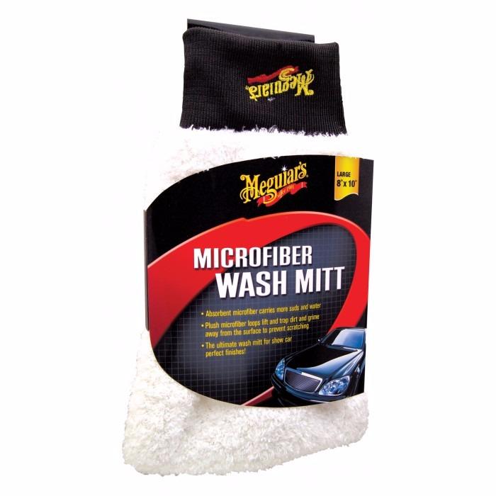 WASH MITT MICROFIBER GLOVE (X3002)