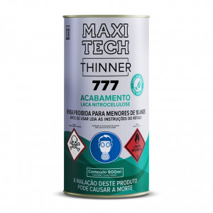Thinner 777 Lacquer Finish - 900ml
