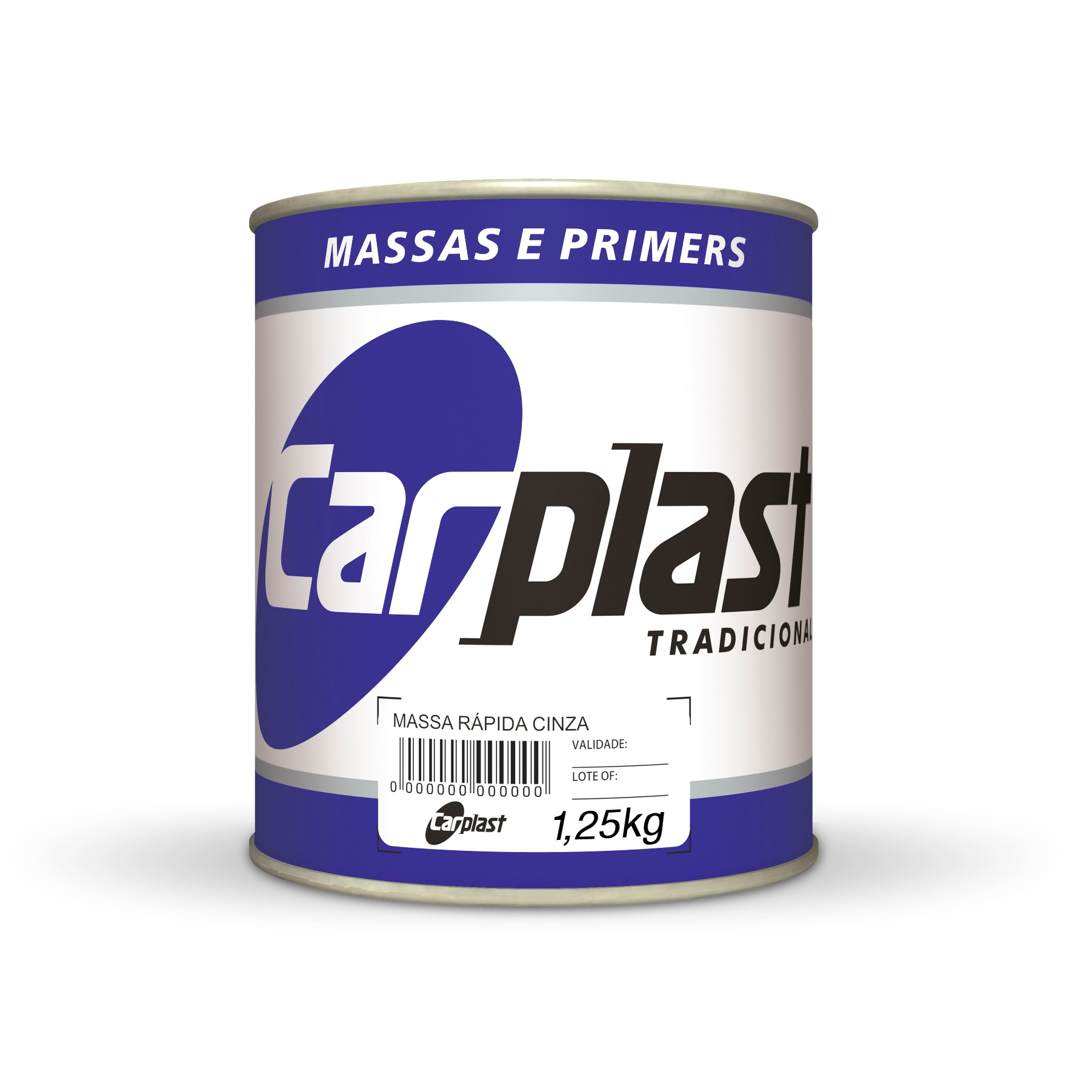 Quick Mass Gray Carplast