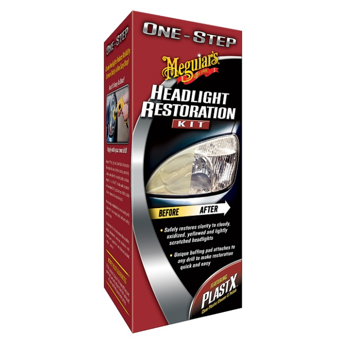 HEADLIGHT RESTORER KIT (G1900)
