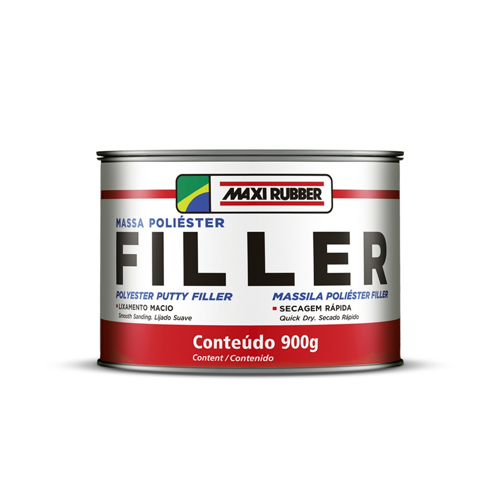 Polyester Putty Filler